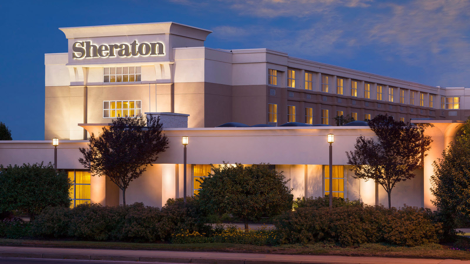 Sheraton Providence Airport Hotel - Colleges & Universities in the Area